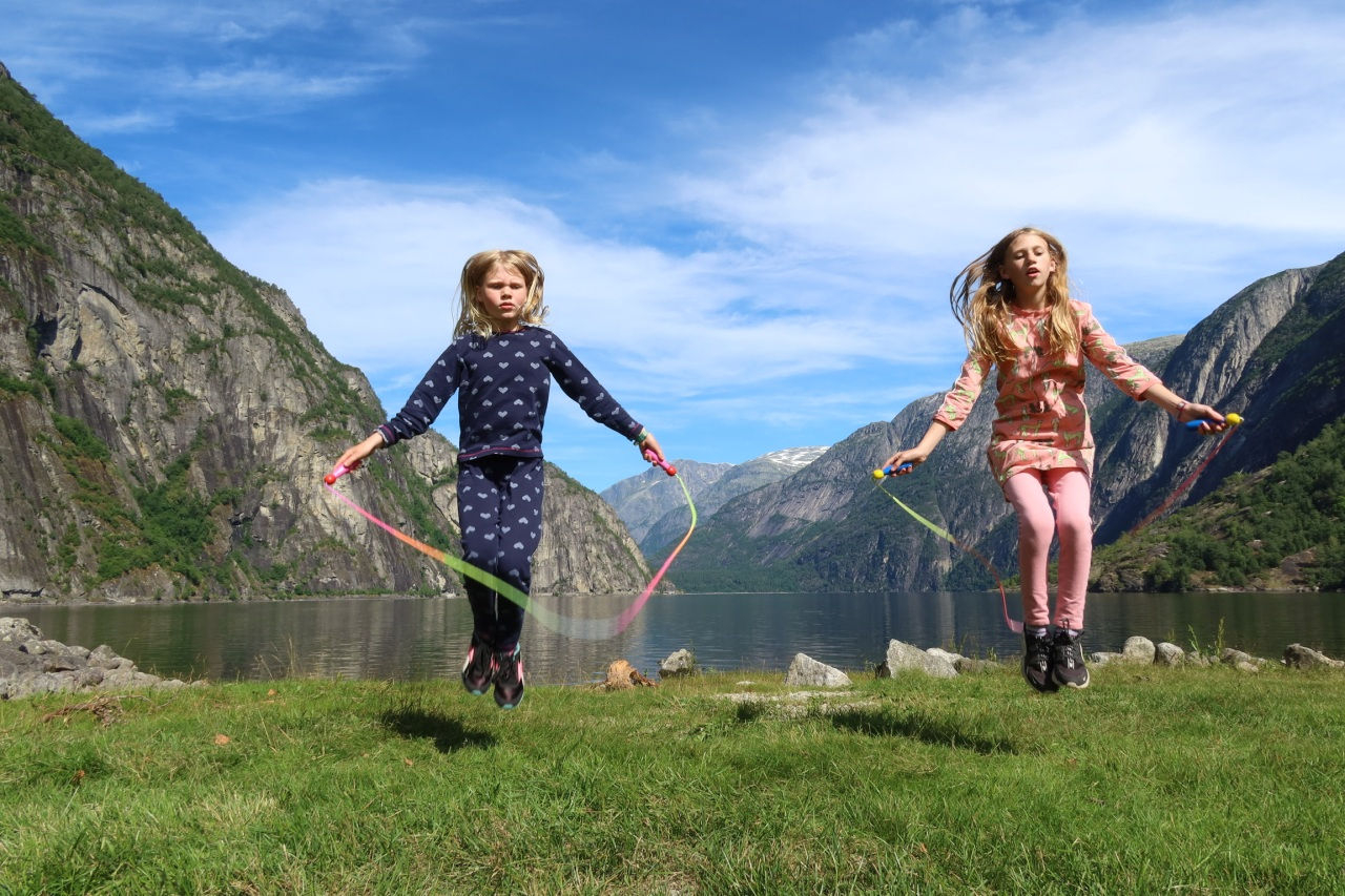 Oslo to Bergen:Eidfjord