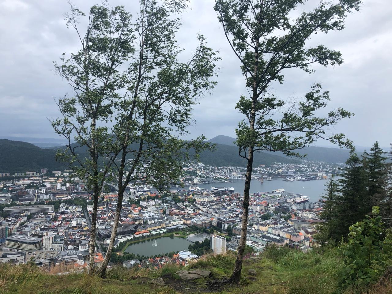 Bergen, an unrequitedlove