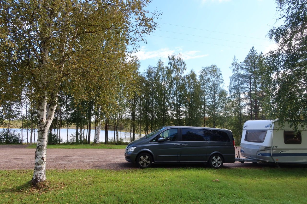 Campground Reviews (August)