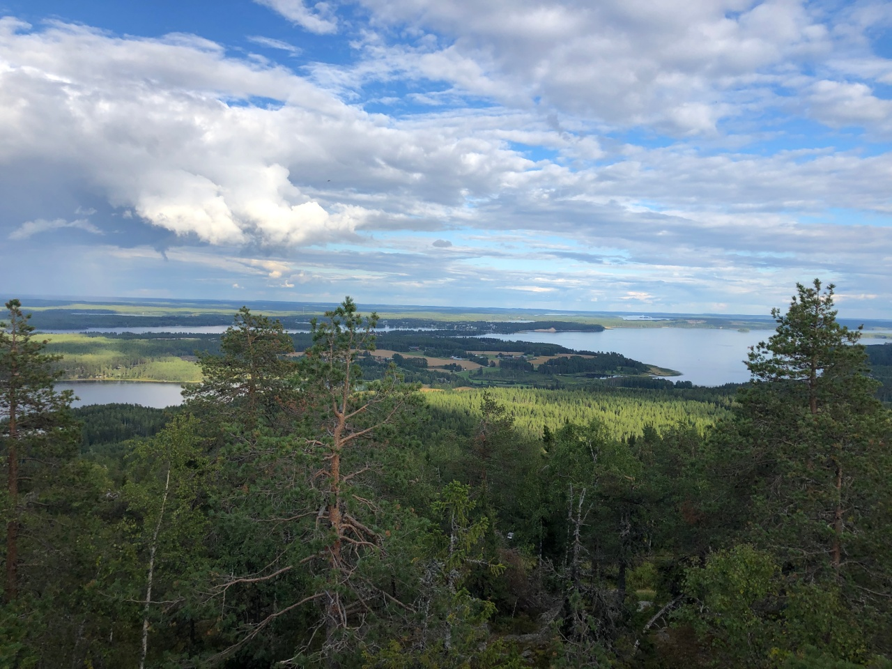 Scenery of Finland