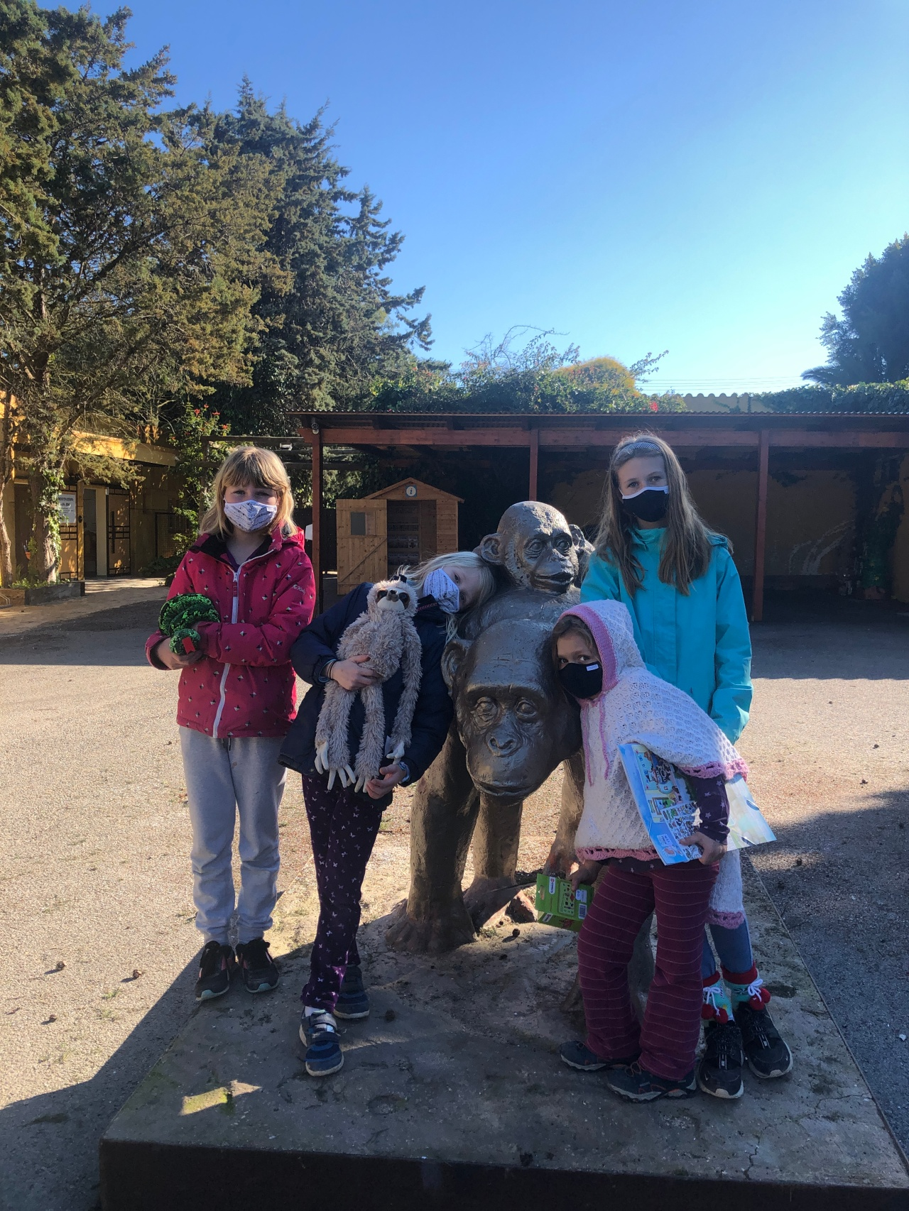 Field Trip: Zoo deLagos