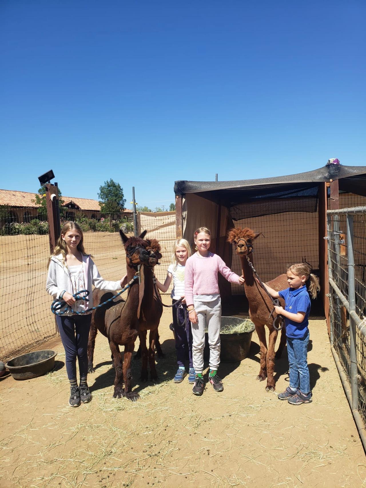 CA Farm Visit