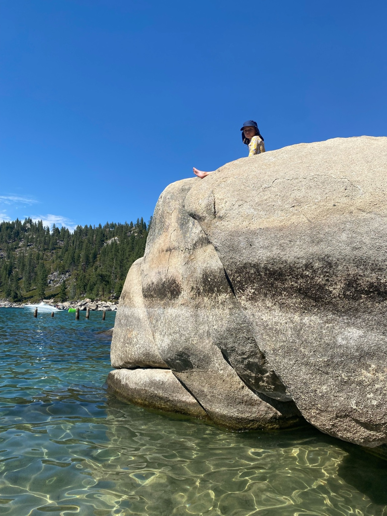 Tahoe Time withFamily